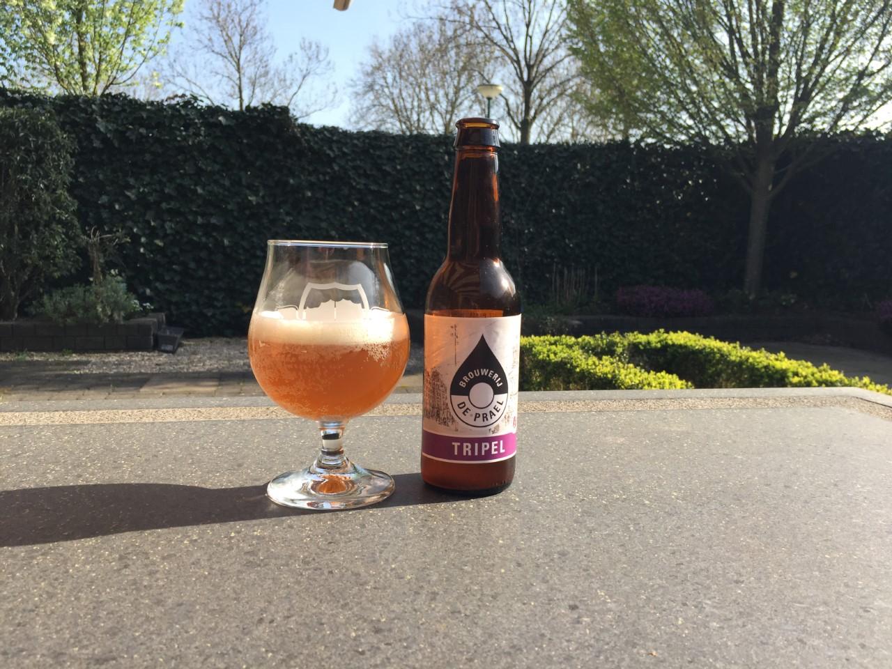Brouwerij De Prael Den Haag.Prael Tripel Tripelbier Nl